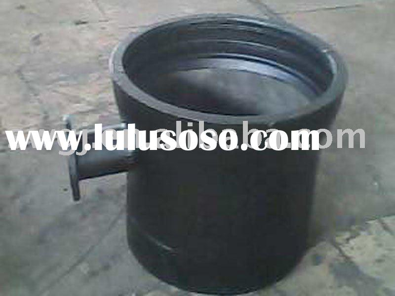 Malleable cast iron pipe fitting for sale price china
