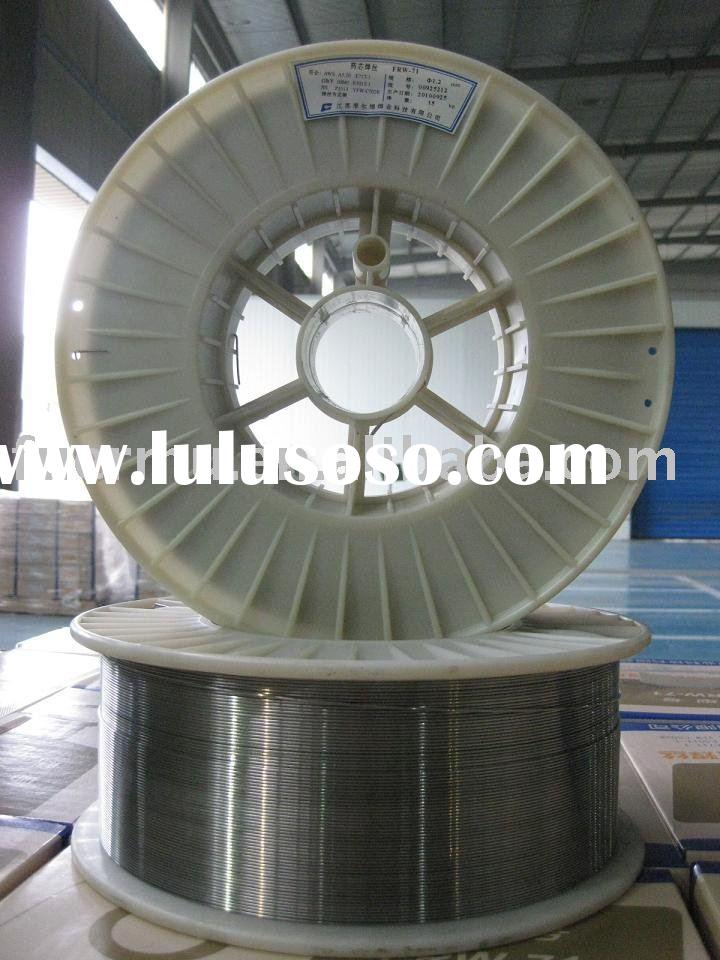Stainless steel flux-cored wire  E-308L