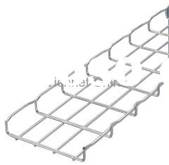 Wire Basket Cable Tray/mesh cable grips
