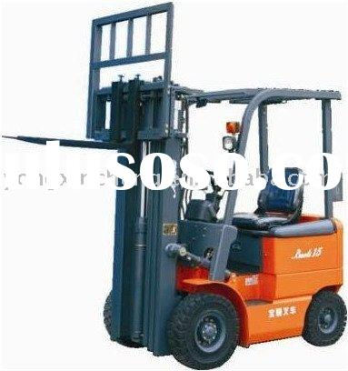 battery forklift truck