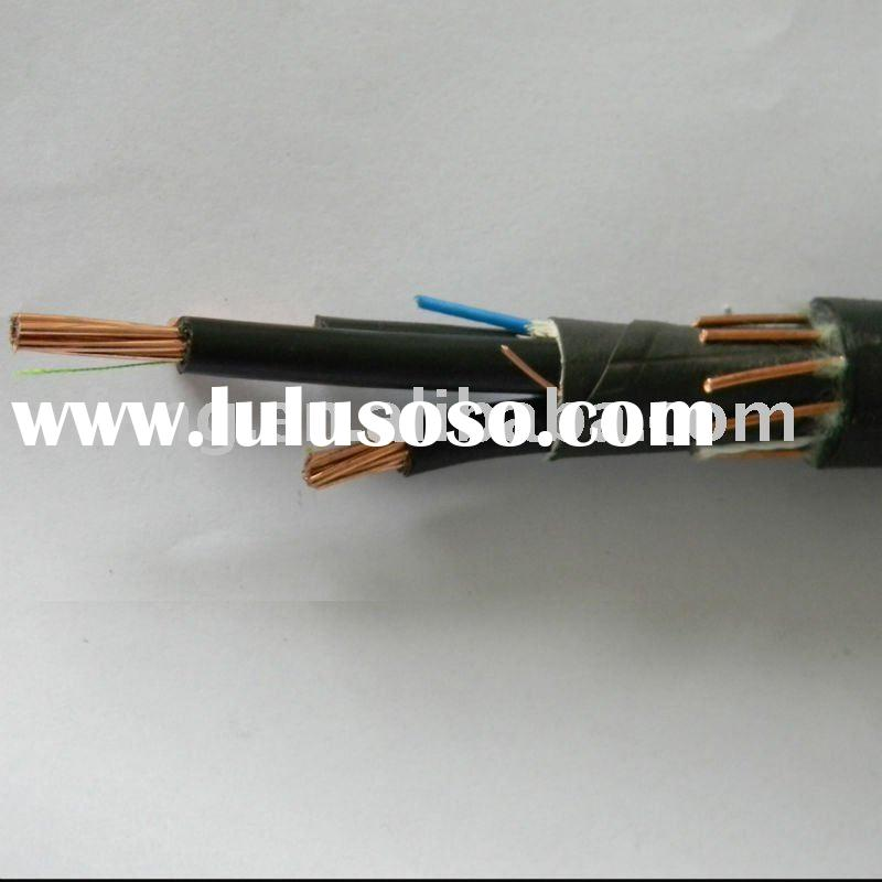 copper wire coaxial cable