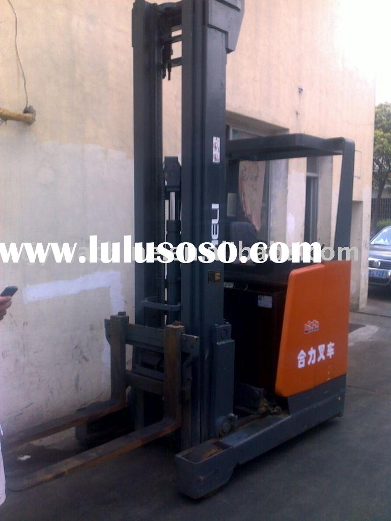 forklift , used Heli 1.6ton battery fork lift truck, second hand 1.6ton electric lift trucks