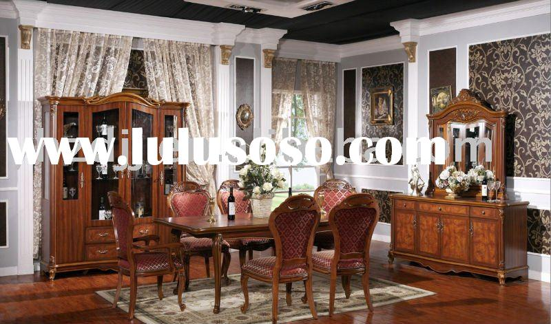 home furniture classic dining room set 8031
