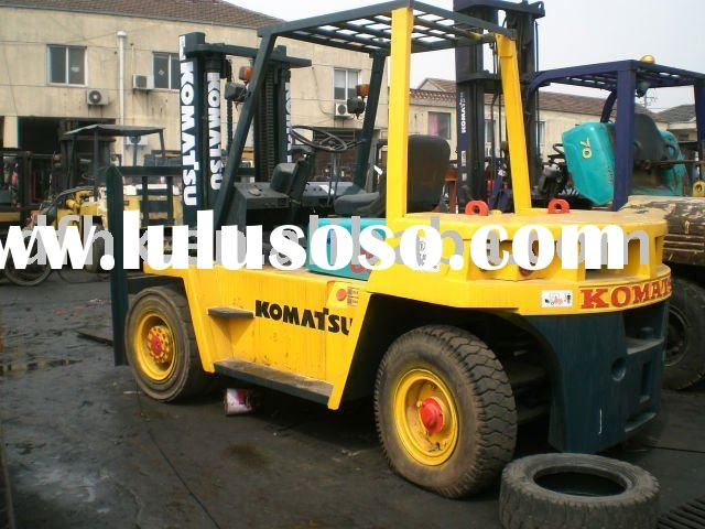 lifting truck used forklift