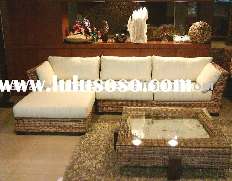 Functional L Shape Rattan Sofa Living Room Sofa Set For Sale Price China Manufacturer Supplier