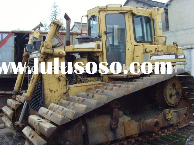 used CATERPILLAR BULLDOZER  d6h