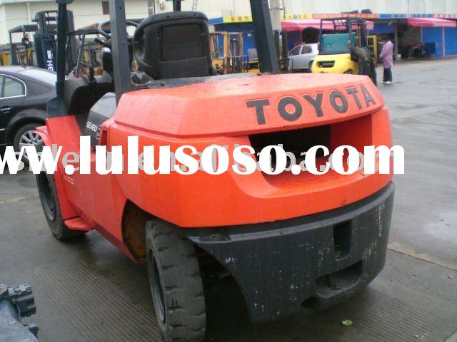 used forklift Toyota 5T