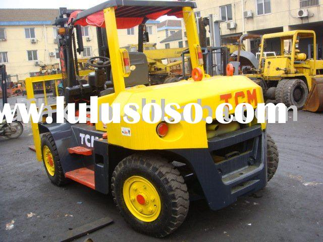 used forklift full electric pallet truck