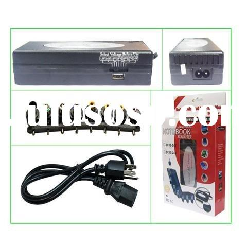120W Universal Laptop USB AC Power  adapter