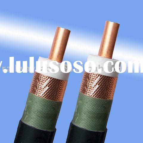 """1-1/4"""" Leaky Cable for public security and fire profection wire-less communication"""