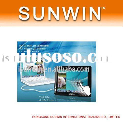 800x480 Resolution 7 inch USB Touch Screen Monitor