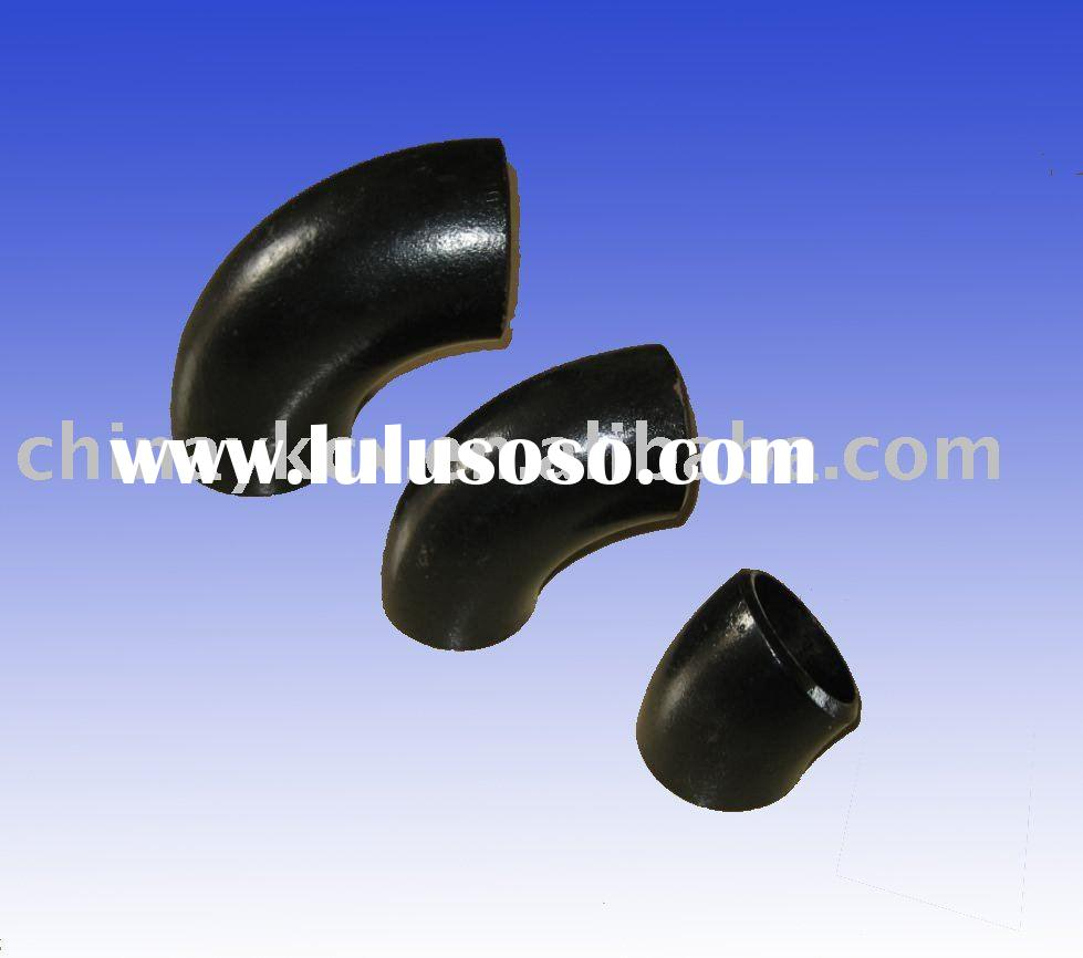 90 DEG 45 DEG Carbon Steel Seamless Butt welded Elbow,Pipe Fitting ASME ASTM ANSI B16.9 B16.28