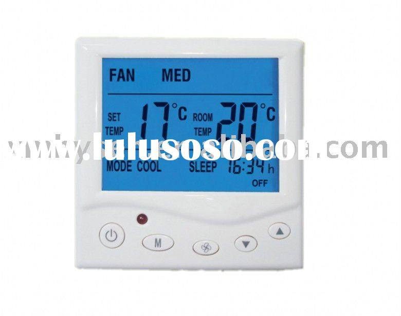 AC808 Series LCD Thermostat