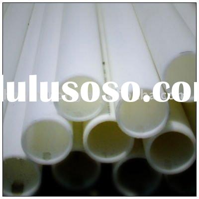 Electric Power Cable Protection Solid  PE Pipe