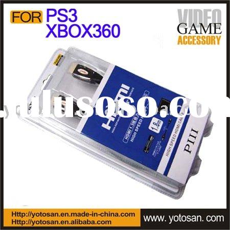 For PS3 XBOX 360 / XBOX360 HDMI cable