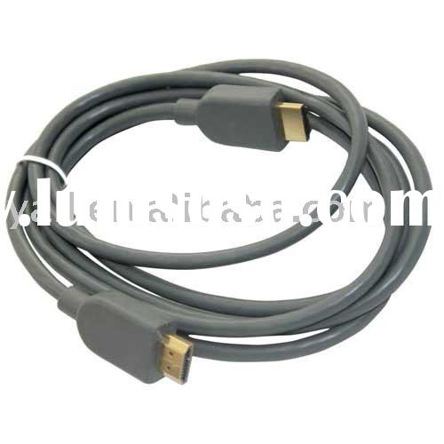 HDMI Cable Kit for Microsoft Xbox 360