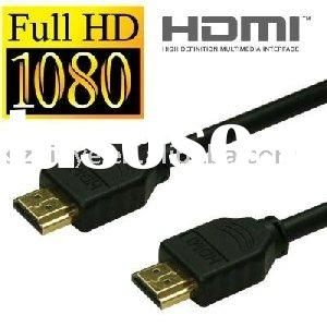 HDMI cable 19PIN MALE TO MALE 1080P