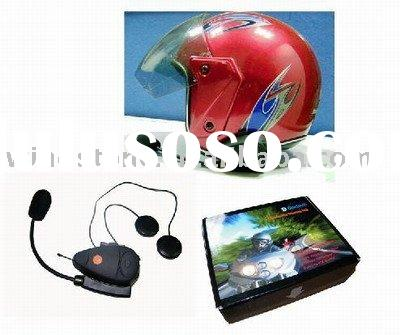 Ms sally motorcycle intercom communication device .passenger to driver intercom communication