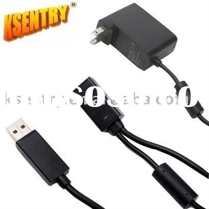 Power Supply Adapter Cable for Xbox360 Kinect Sensor