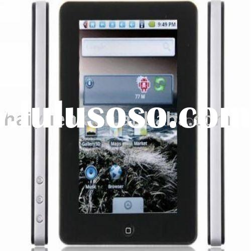 Tablet PC 7 Inch android tablet PC android 2.2 512MB 4GB with wifi 3G HDMI Webcam