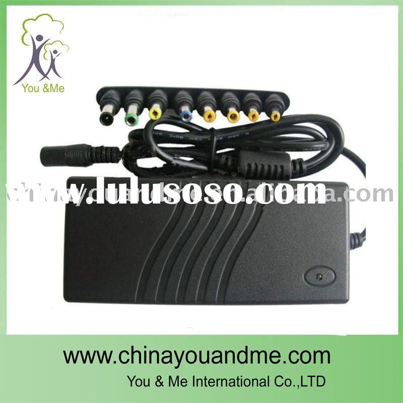 Universal Laptop AC Adapter with Power Cable