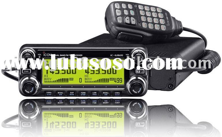Wireless Communication Two Way Radio/Mobile Radio ICOM 2820
