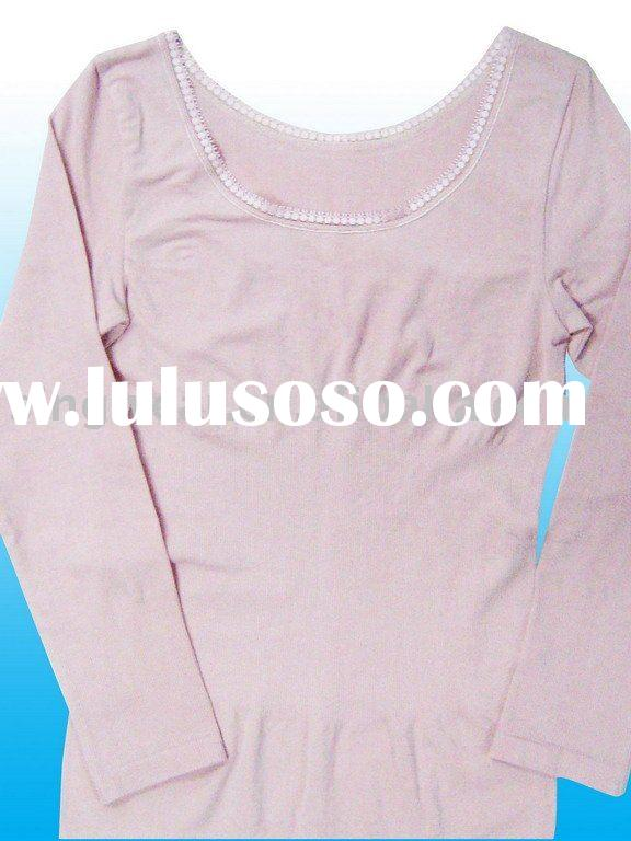 comfortable seamless thermal wear