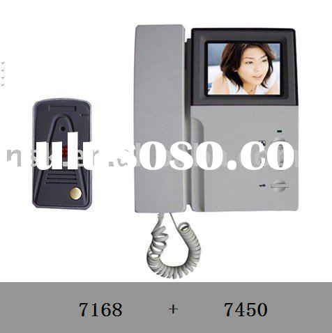 door phone kit  7168+7450