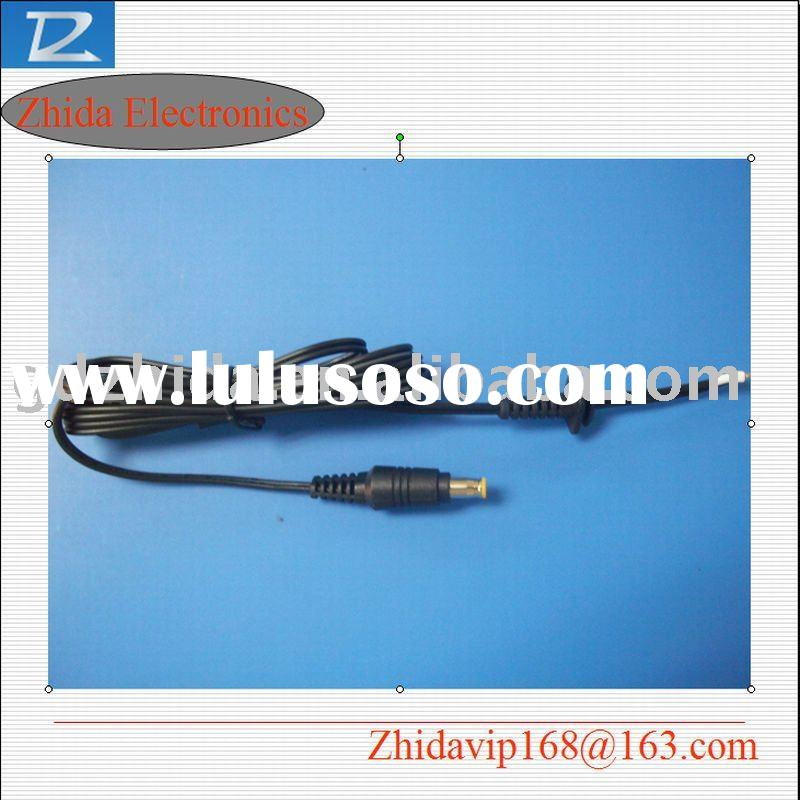 laptop power adapter cable for lenovo,dell,toshiba,acer etc.