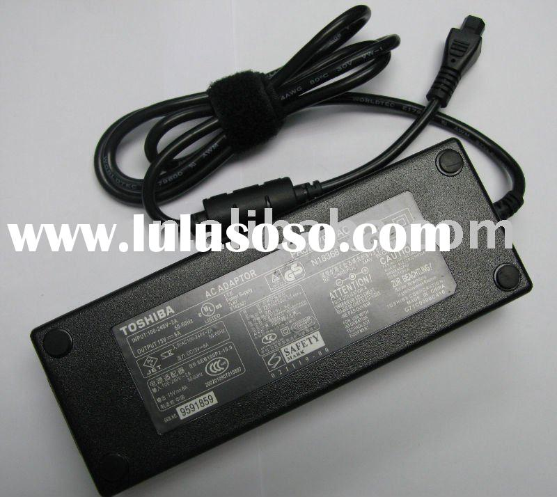 15v 8a  for Toshiba laptop adapter