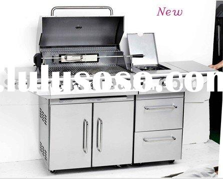 2011 NEW LPG Gas BBQ Grill, gas barbeque oven,gas grill barbecue