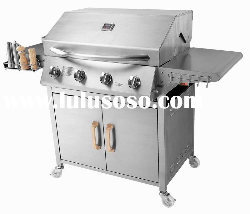 2011 wholesale Gas BBQ Grills with certificates