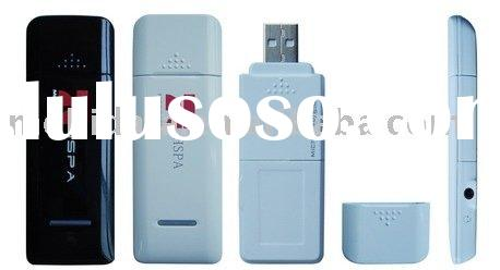 7.2M HSDPA USB WIRELESS MODEM/VISTA/MAC/LINUX HSDPA MODEM/PLUG AND PLAY hsdpa modem 7.2m