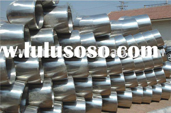 90 degree  stainless  steel seamless  elbow  in north  america