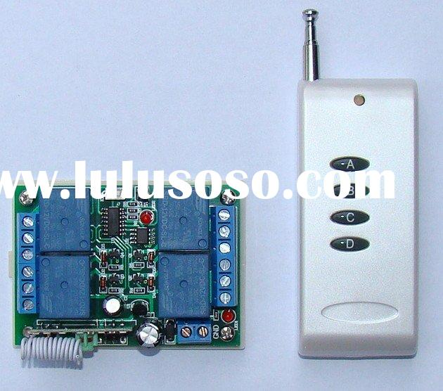 9v wireless remote switch