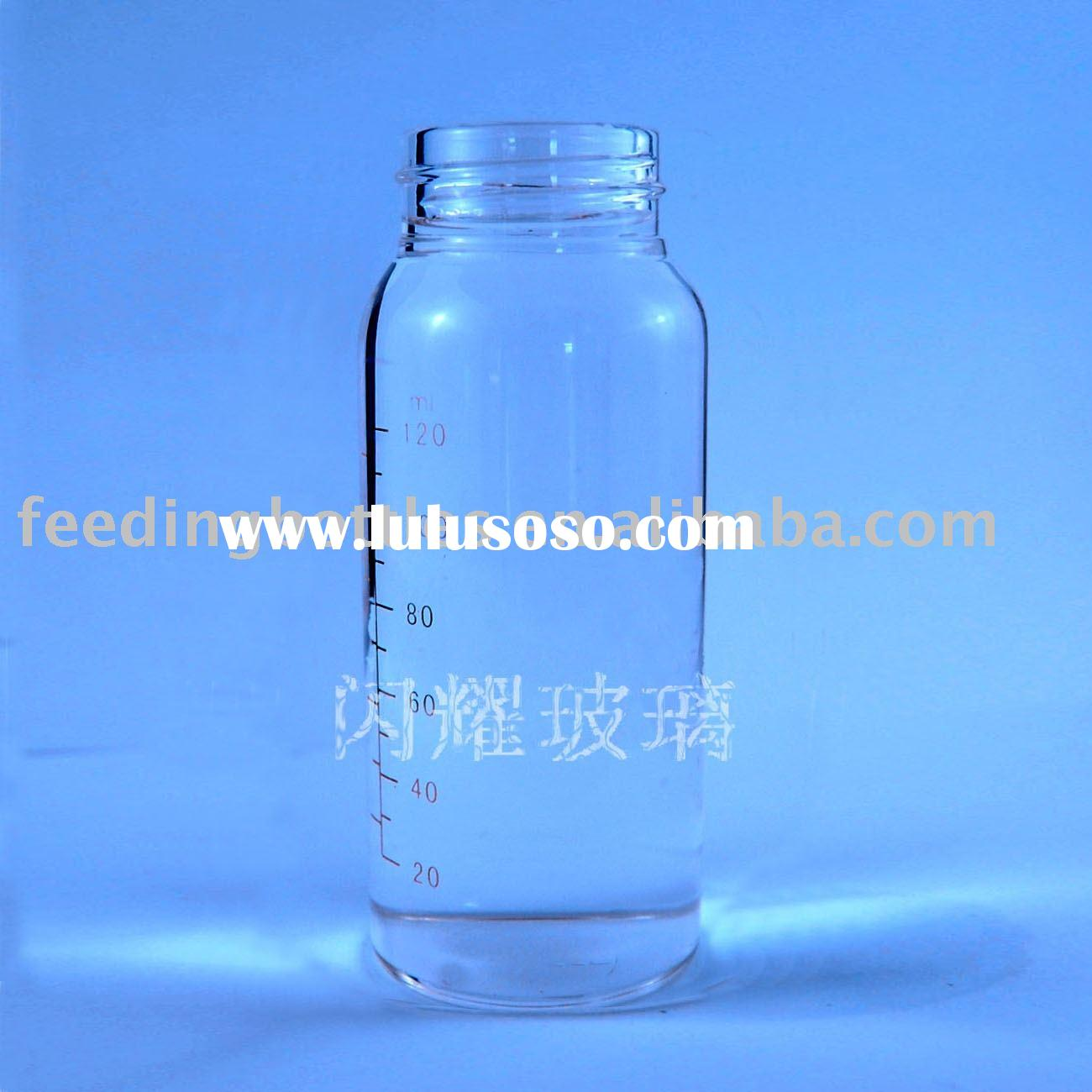 BPA FREE glass baby product