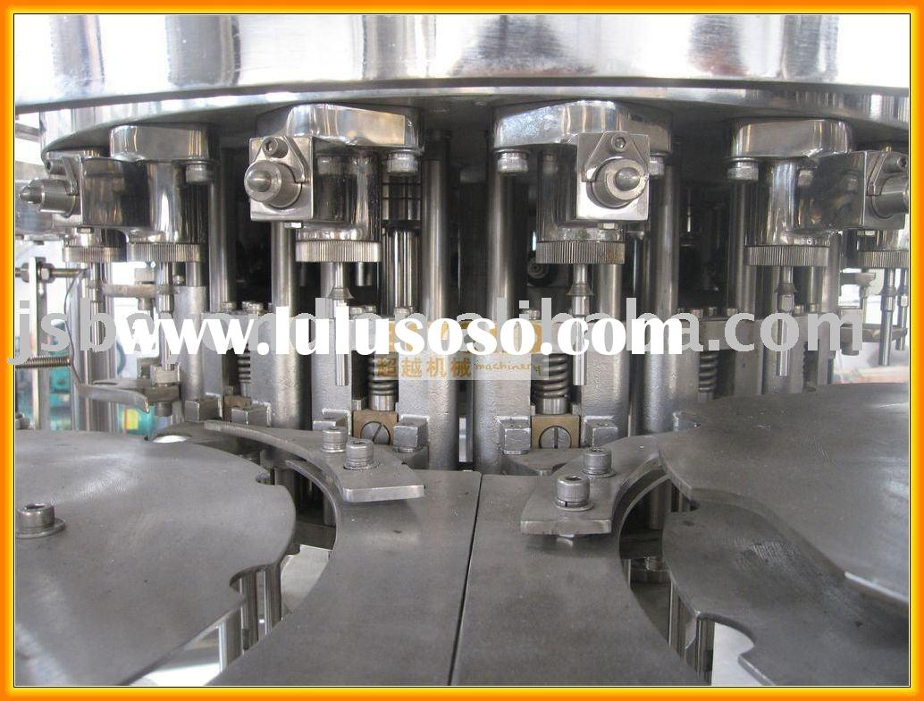 Carbonated drink Making machinery