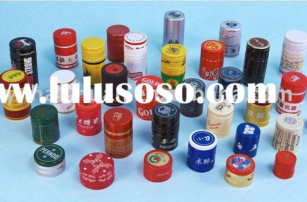 High-Security Aluminum Bottle Closures with Reasonable Price