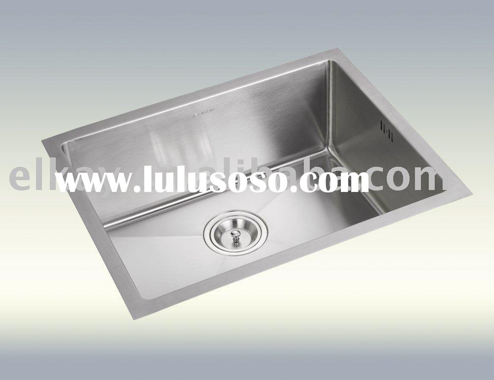 High quality stainless steel kitchen sink for sale price for High quality kitchen sinks