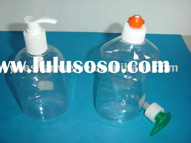 PET bottle (Cosmetic packaging bottle and relevent closure)