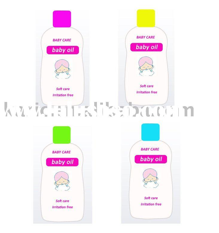 Scent Free Baby Care Oil 100ml (free samples)