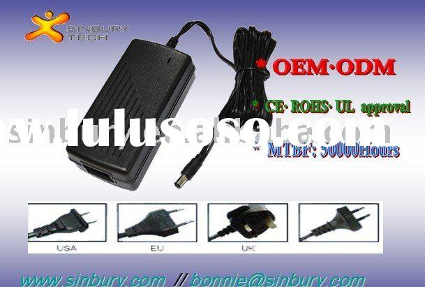 Small Volume 36W  power supply for laptop  (SBR-AD053 )