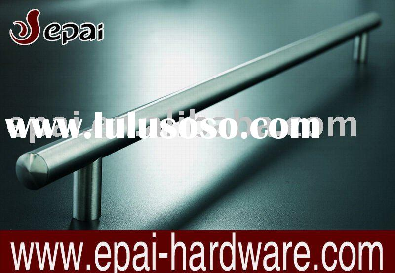 Stainless steel appliance handles/household appliance