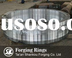 Stainless steel forging rings