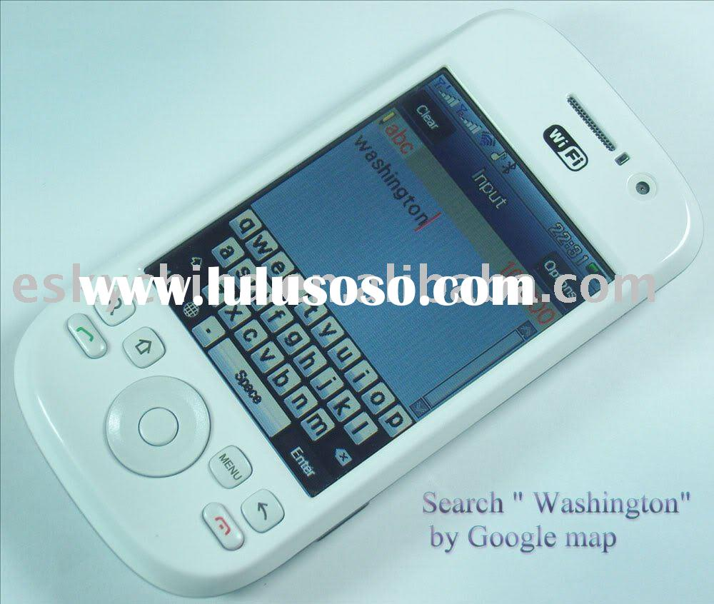 T106i  Wifi Mobile Phone Quad Band Dual Sim Wifi Java TV