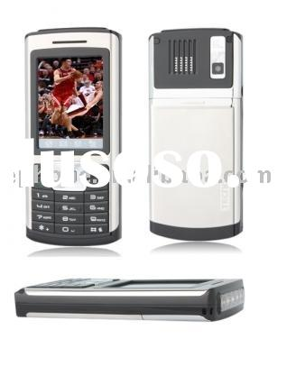 T570+ Dual Card Dual Band Touch Screen Cell Phone Black (Not For U.S/Canada)