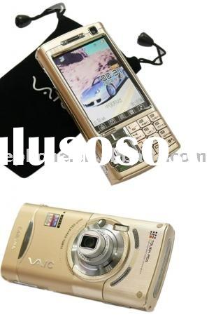 Unlocked Dual Sim Card T200 Camera Cell Phone (Not For U.S/ Canada)