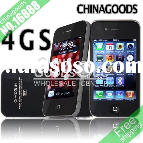 Wholesale TV Cell phone 4GS 3.5 inch touch screen Wifi FM PDF Office reader