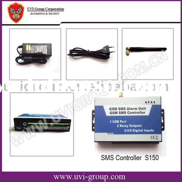 Gsm Sms Control Room Temperature Controller Security Alarm