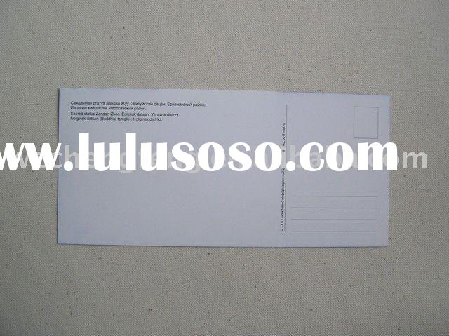 business paper envelope